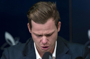 Steven Smith cut a forlorn figure on return to Australia, Sydney, March 29, 2018