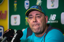 'Speaking to the players and saying goodbye is the toughest thing I have had to do' - Darren Lehmann, Johannesburg, March 29, 2018