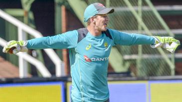 Australia's new Test captain Tim Paine