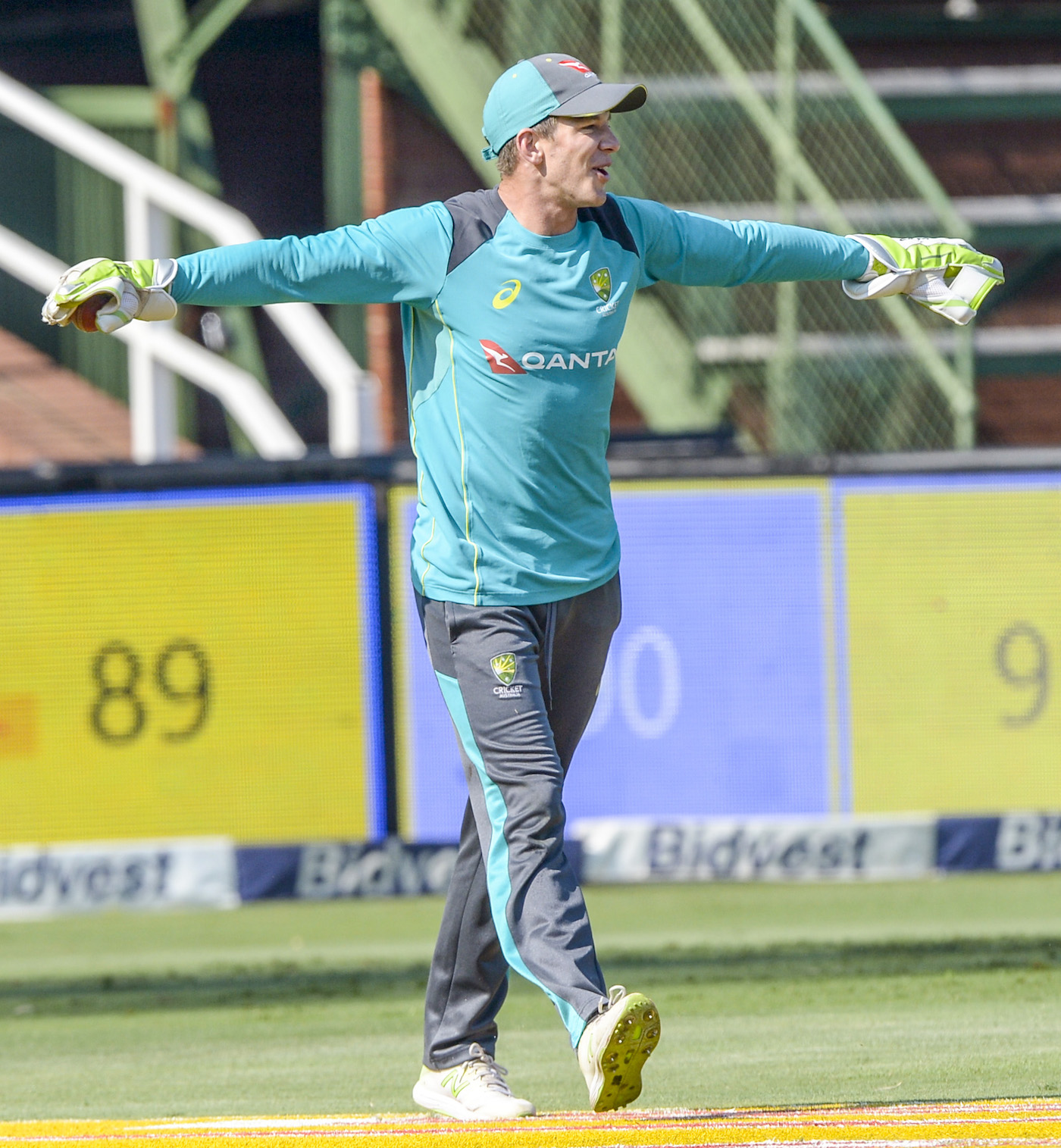 ENG vs AUS 2018: England Series is a Great Opportunity to Move On - Tim Paine