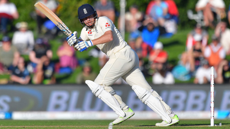 Jonny Bairstow finished the day unbeaten on 97