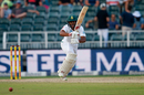 Temba Bavuma calls loudly as he scampers a run, South Africa v Australia, 4th Test, Johannesburg, 1st day, March 30, 2018
