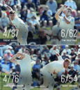 The opening bowlers took all 20 wickets in the first two innings of the Test, New Zealand v England, 2nd Test, Christchurch, 3rd day, April 1, 2018