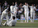 Tim Southee broke England's second-wicket stand, New Zealand v England, 2nd Test, Christchurch, 3rd day, April 1, 2018