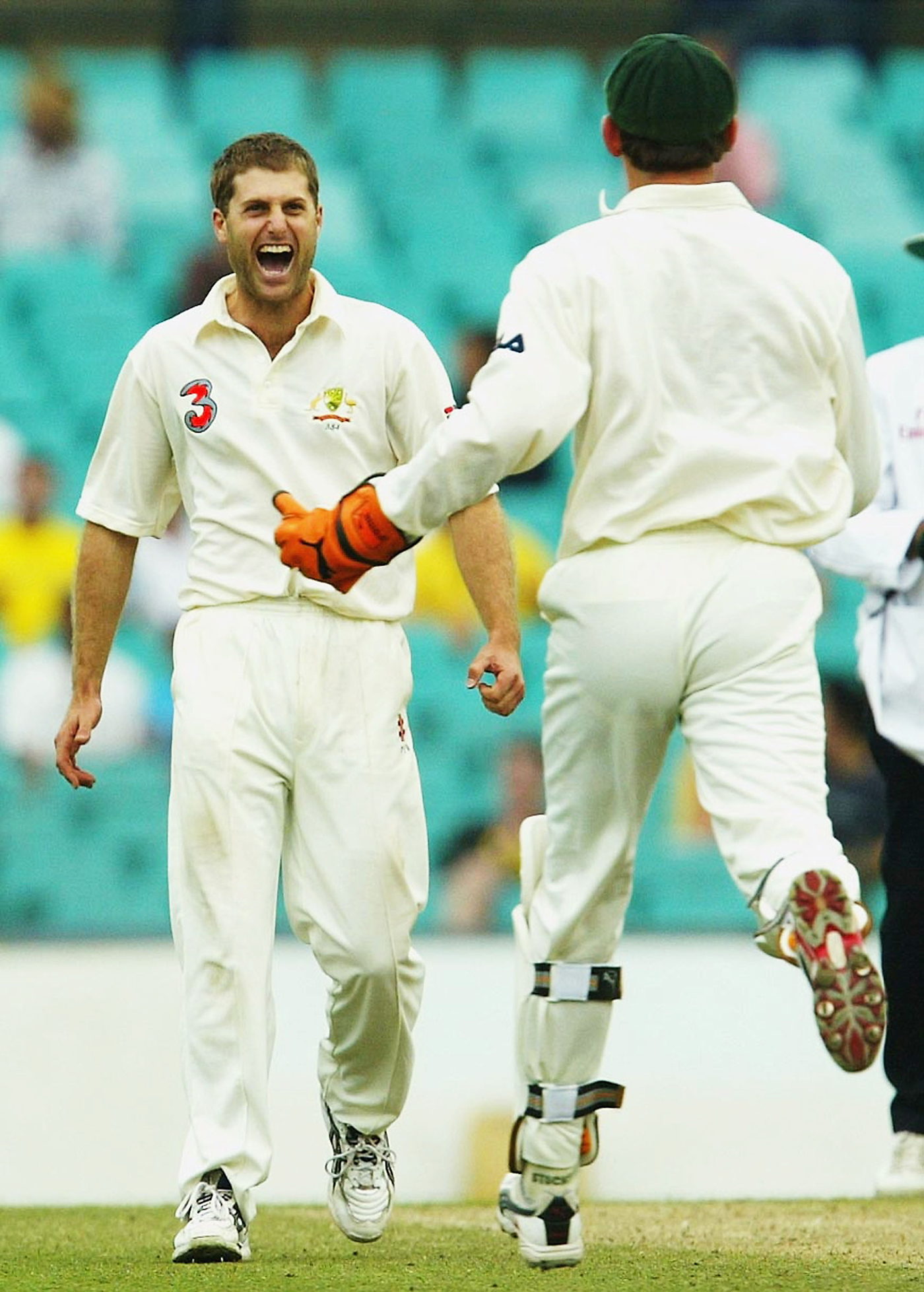 Weak wickets: Simon Katich took a six-for against a second-rate Zimbabwe batting line-up in Sydney