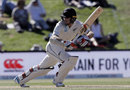 Tom Latham showed impressive temperament in passing 50, New Zealand v England, 2nd Test, Christchurch, 5th day, April 3, 2018