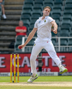 Morne Morkel in action on his last day as a Test cricketer, South Africa v Australia, 4th Test, Johannesburg, April 3, 2018
