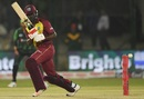 Andre Fletcher scored a 43-ball 52, Pakistan v West Indies, 3rd T20I, Karachi, April 3, 2018