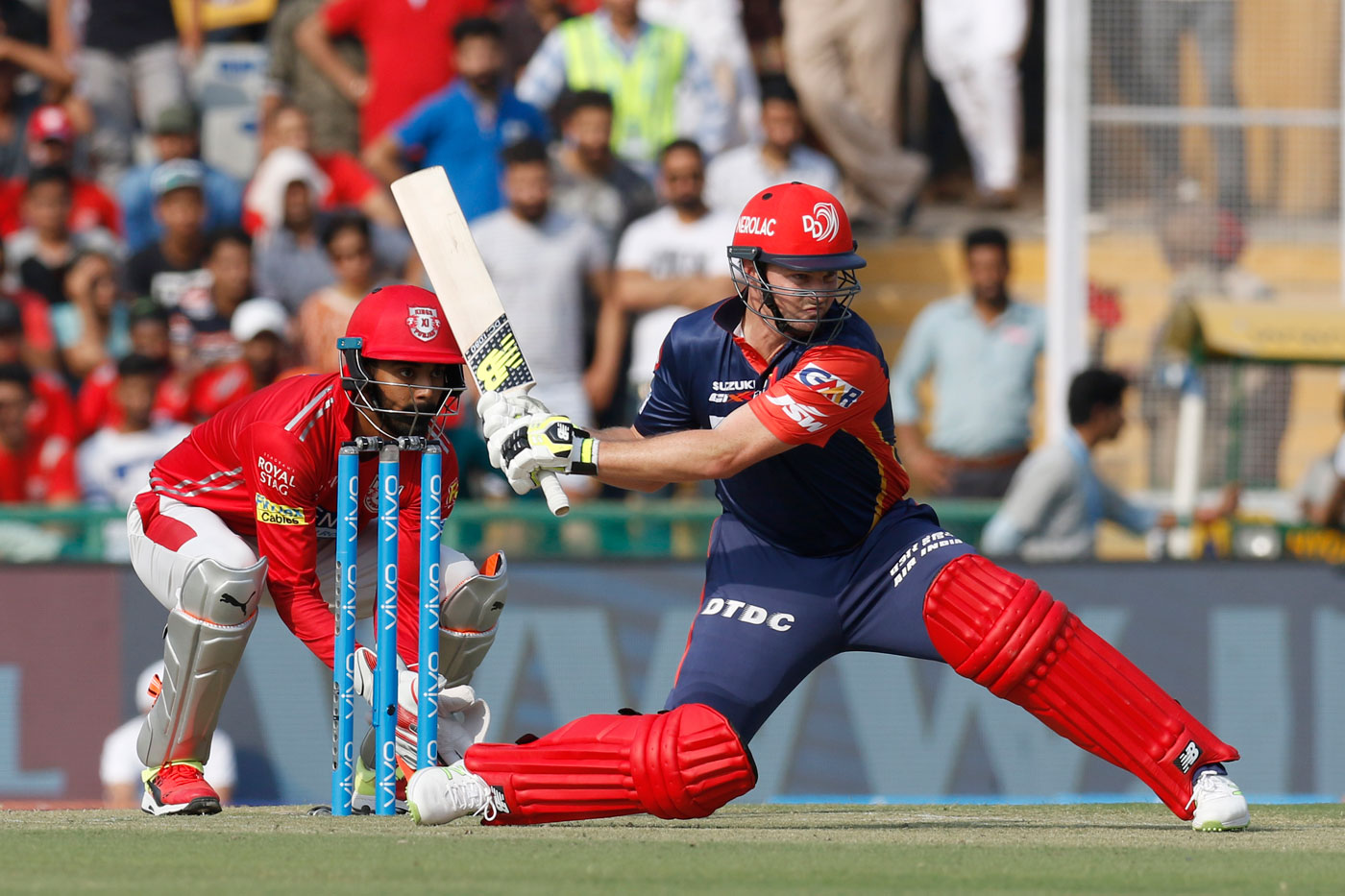 Middle order resurgence takes Kings XI Punjab to victory!