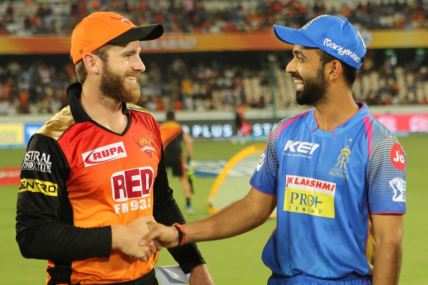 SRH vs RR IPL 2018 MATCH No 4