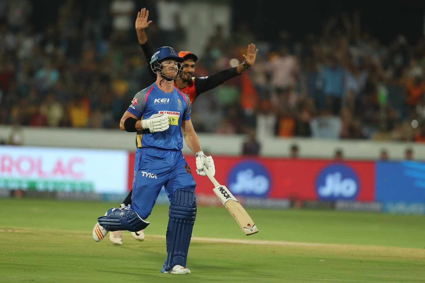 Easy win for Sunrisers, as Rajasthan falters!