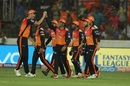 Billy Stanlake stood out as much for his stature as his bowling, Sunrisers Hyderabad v Rajasthan Royals, IPL 2018, Hyderabad, April 9, 2018