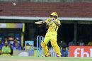 Ambati Rayudu uses the bounce to ramp one over slip region, Chennai Super Kings v Kolkata Knight Riders, IPL 2018, Chennai, April 10, 2018