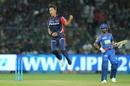 Trent Boult enjoyed Ben Stokes' wicket, Rajasthan Royals v Delhi Daredevils, IPL 2018, Jaipur, April 11, 2018