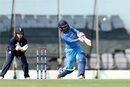 Mithali Raj scored her 56th half-century, India v England, 3rd ODI, Nagpur, April 12, 2018