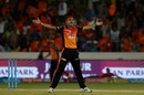 Siddarth Kaul dismissed Ishan Kishan and Evin Lewis in his first over, Sunrisers Hyderabad v Mumbai Indians, IPL 2018, Hyderabad, April 12, 2018