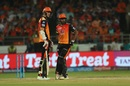 Billy Stanlake and Deepak Hooda secured a thrilling win for Sunrisers, Sunrisers Hyderabad v Mumbai Indians, IPL 2018, Hyderabad, April 12, 2018