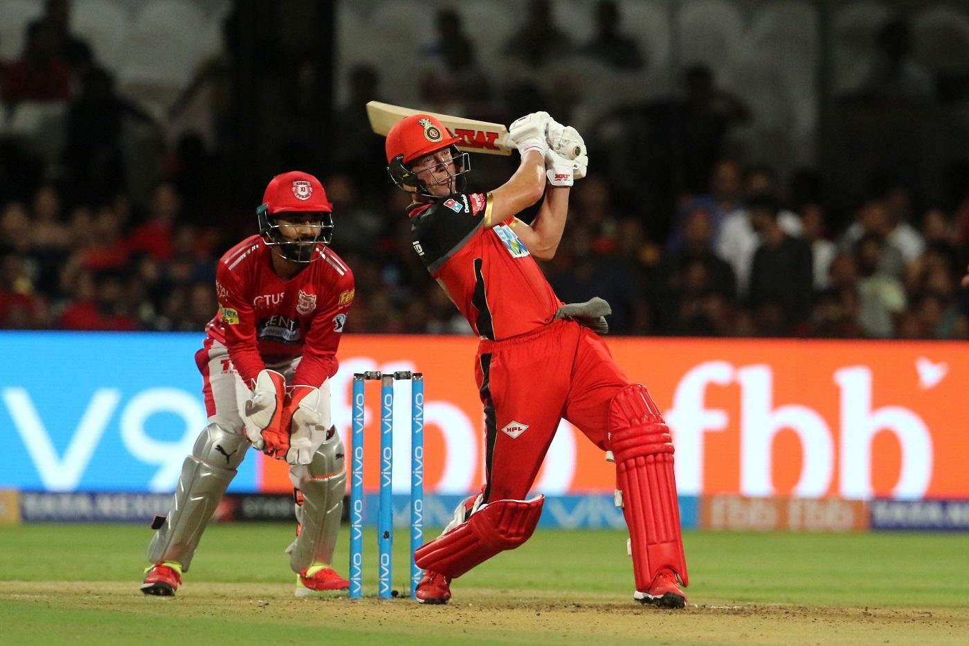 KXIP vs RCB IPL 2018 MATCH No 8