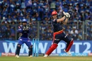 Jason Roy plays one off the backfoot, Mumbai Indians v Delhi Daredevils, IPL 2018, Mumbai, April 14, 2018