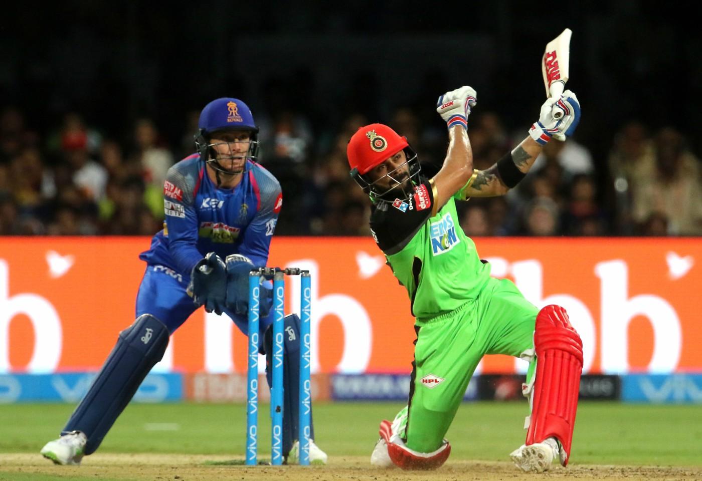 RCB vs RR  IPL 2018 MATCH No 11