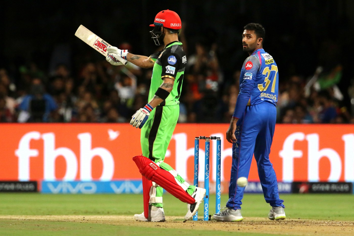 IPL 2018: We Were Surprised By How The Pitch Played: Virat Kohli 2