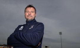 David Ripley, Northants coach, Northants media day, April 6, 2018