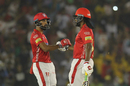 Chris Gayle and KL Rahul put on a rapid opening stand, Kings XI Punjab v Chennai Super Kings, IPL 2018, Mohali, April 15, 2018