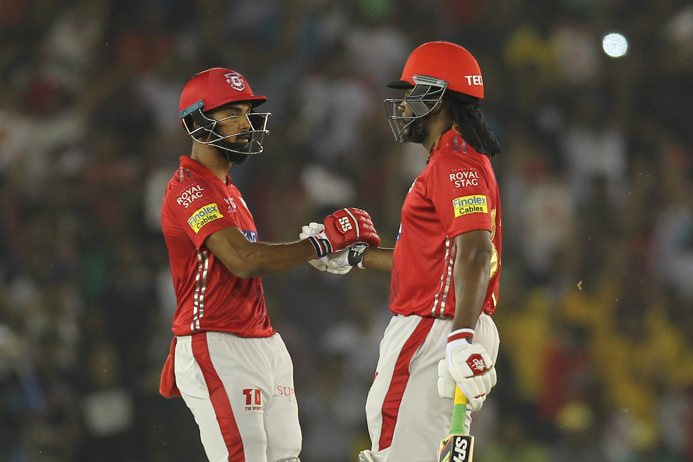 KL Rahul Posts Hilarious Birthday Message For Chris Gayle