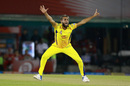 Imran Tahir doesn't hold back while appealing, Kings XI Punjab v Chennai Super Kings, IPL 2018, Mohali, April 15, 2018