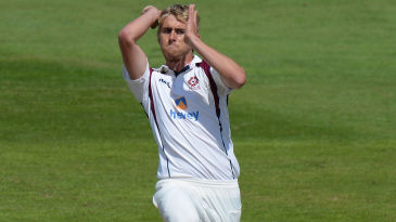 Olly Stone in his Northants days