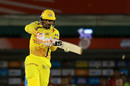 Ravindra Jadeja plays a shot, Kings XI Punjab v Chennai Super Kings, IPL 2018, Mohali, April 15, 2018