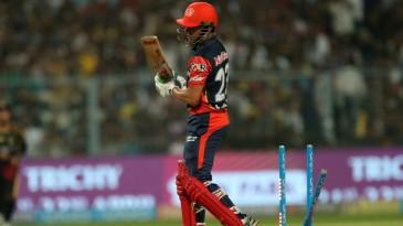 Gautam Gambhir chopped on for 8