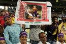 Kolkata fans with a message for Gautam Gambhir, Kolkata Knight Riders v Delhi Daredevils, IPL 2018, April 16, 2018, Kolkata