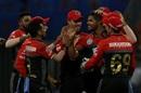 Umesh Yadav dismissed Suryakumar Yadav and Ishan Kishan with his first two balls, Mumbai Indians v Royal Challengers Bangalore, IPL 2018, Mumbai, April 17, 2018