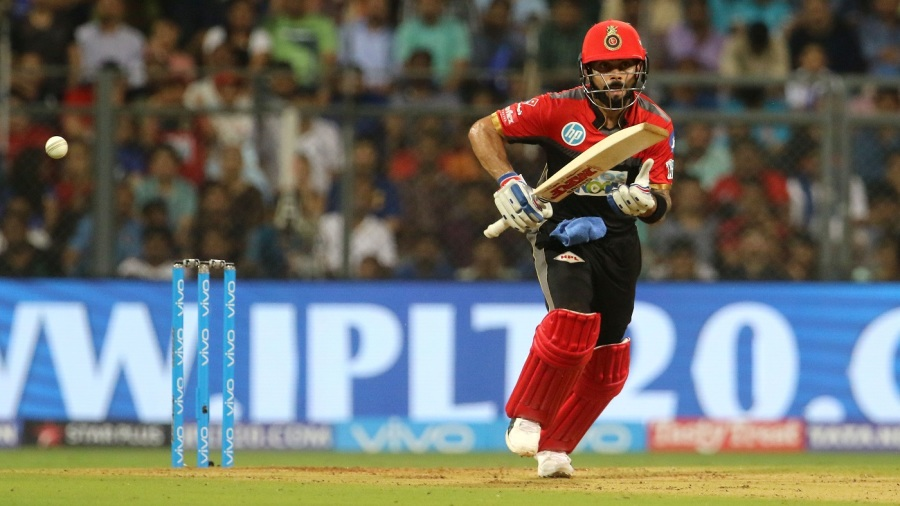 Virat Kohli went past Suresh Raina to become the leading run-scorer in IPL history