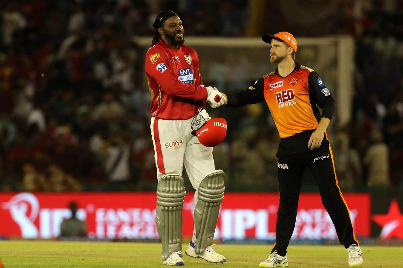 KXIP vs SRH  IPL 2018 MATCH No 16