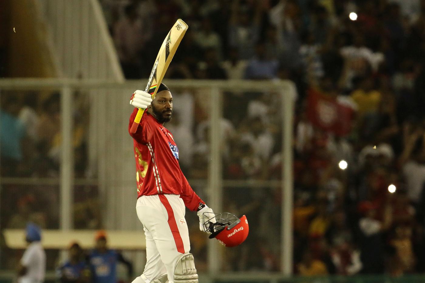 IPL 2018: Chris Gayle Dedicates his Knock to His Daughter