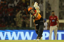 Kane Williamson goes inside-out, Kings XI Punjab v Sunrisers Hyderabad, IPL 2018, Mohali, April 19, 2018