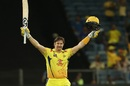 Shane Watson struck his fourth T20 hundred, Chennai Super Kings v Rajasthan Royals, IPL 2018, Pune, April 20, 2018