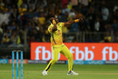 Dwayne Bravo brings out his celebrations, Chennai Super Kings v Rajasthan Royals, IPL 2018, Pune, April 20, 2018