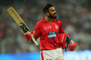 KL Rahul walks back to the pavilion after scoring a fifty, Kolkata Knight Riders v Kings XI Punjab, IPL 2018, Kolkata, April 21, 2018