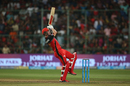 AB de Villiers lifts one over short third man, Royal Challengers Bangalore v Delhi Daredevils, IPL 2018, Bengaluru, April 21, 2018