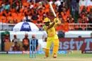 Ambati Rayudu led CSK's recovery with a belligerent half-century, Sunrisers Hyderabad v Chennai Super Kings, IPL 2018, Hyderabad, April 22, 2018