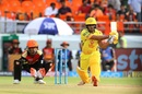 Ambati Rayudu brought out a wide array of strokes, Sunrisers Hyderabad v Chennai Super Kings, IPL 2018, Hyderabad, April 22, 2018