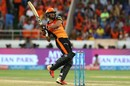 Shakib Al Hasan swivels into a pull, Sunrisers Hyderabad v Chennai Super Kings, IPL 2018, Hyderabad, April 22, 2018