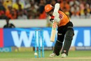 A lovely cover drive from Kane Williamson, Sunrisers Hyderabad v Chennai Super Kings, IPL 2018, Hyderabad, April 22, 2018