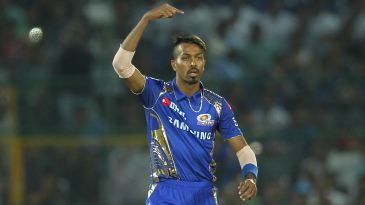 Hardik Pandya gives Ben Stokes an innovative send-off