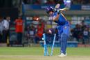 Heinrich Klaasen was bowled, Rajasthan Royals v Mumbai Indians, IPL 2018, Jaipur, April 22, 2018