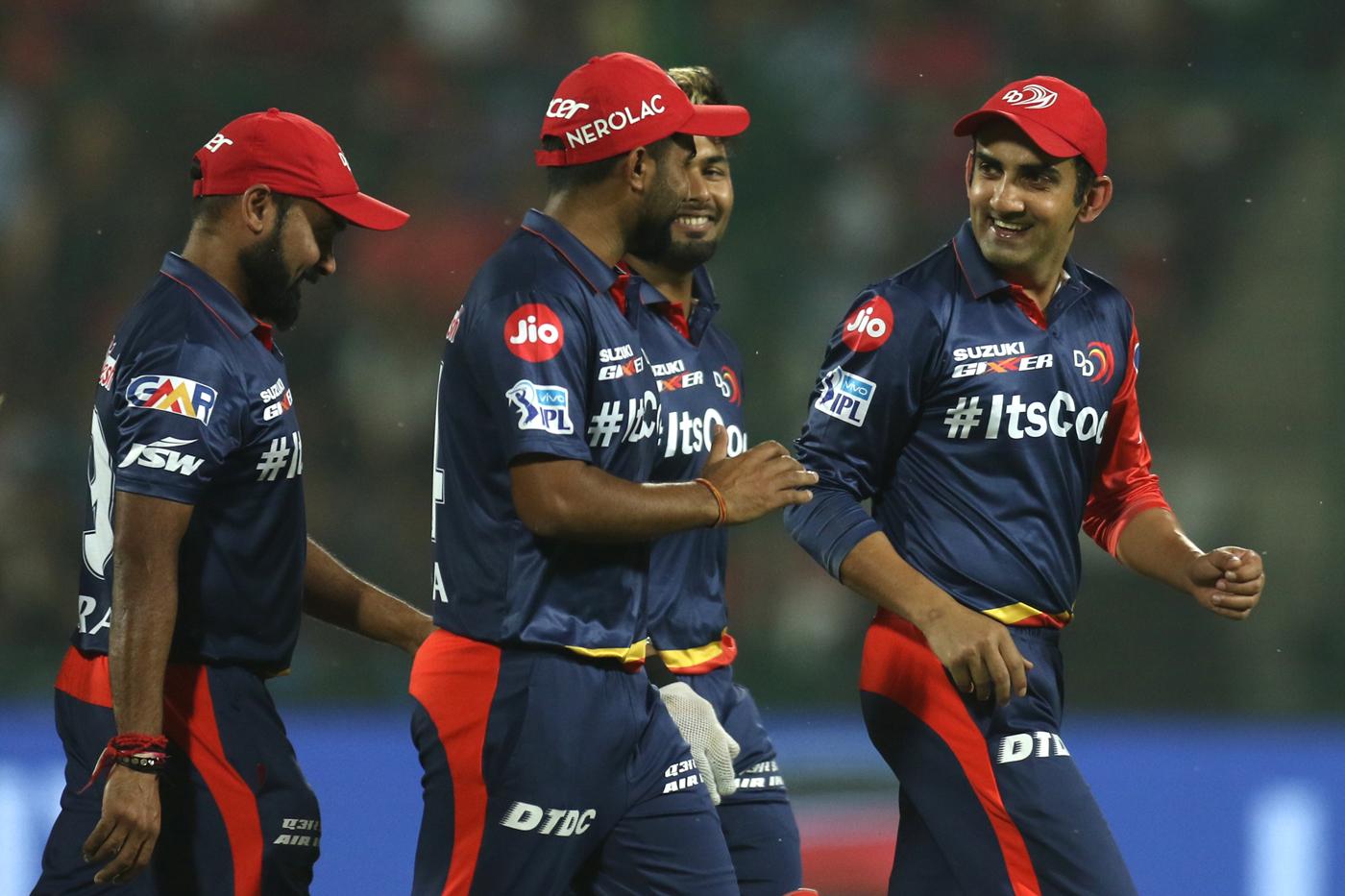 IPL 2018: Gautam Gambhir Steps Down as Delhi Daredevils' Skipper