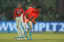 R Ashwin is stoked upon completing a run-out, Delhi Daredevils v Kings XI Punjab, IPL 2018, Delhi, April 23, 2018